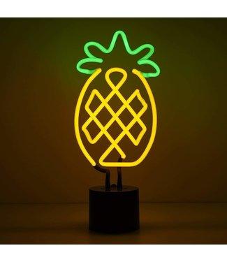 Amped&Co Pineapple Neon Light