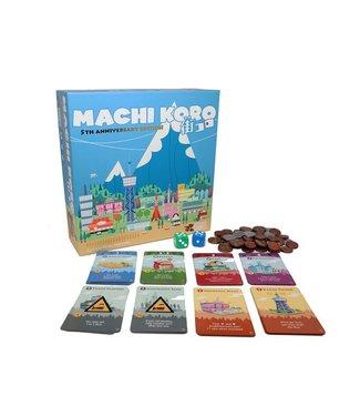 Panda Saurus Games Machi Koro 5th Anniversary Edition