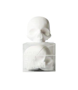 Rebels Refinery The Skull Lip Balm - White - Vanilla