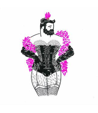 MIVOart Cabaret Print