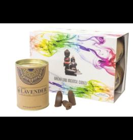 Goloka Backflow Cones - Lavender