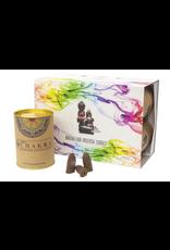 Goloka Backflow Cones - Chakras