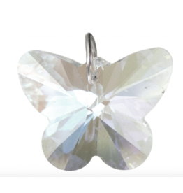 Prism Crystal Butterfly 28mm