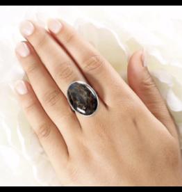 Pietersite Ring - Adj