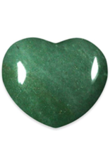 Green Aventurine - Heart