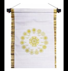 Small Seagrass Banner- Sacred Symbols