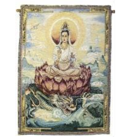 Tapestry Banner/ Wall Hanging Quan