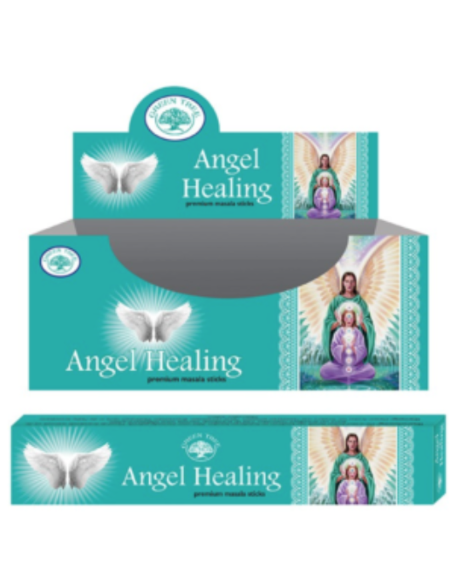 Angel Healing Sticks