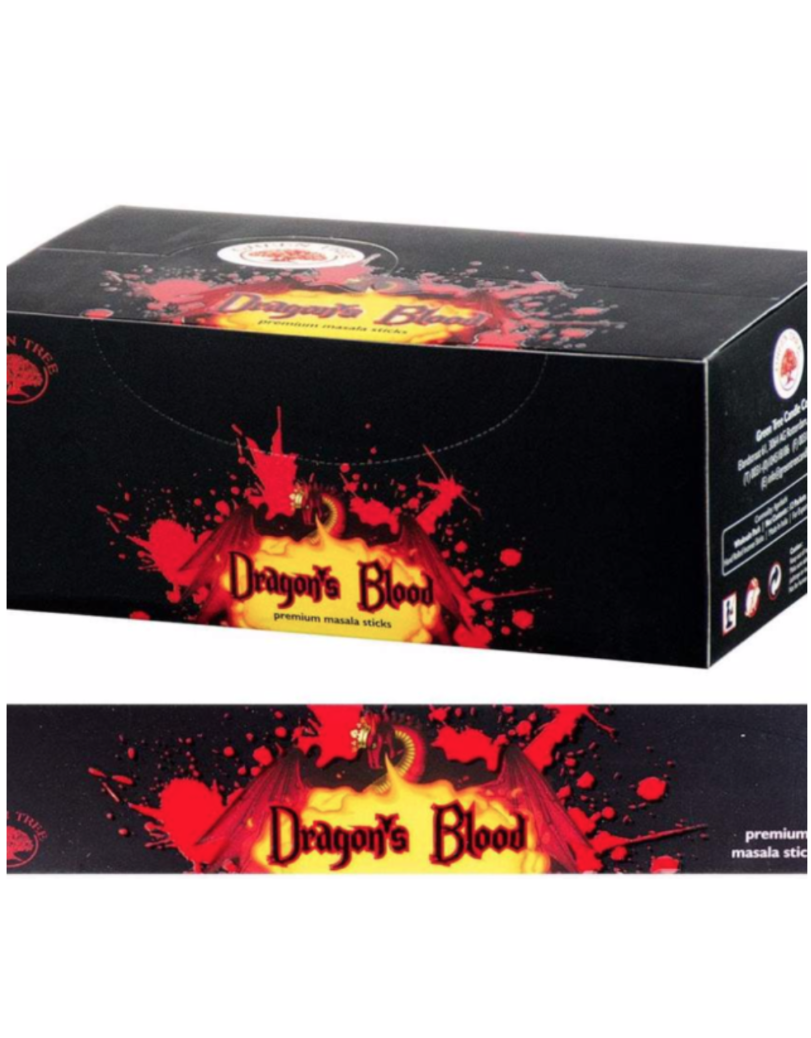 Dragon's Blood Sticks