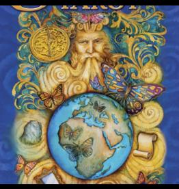 Chrysalis Tarot Deck/ Book