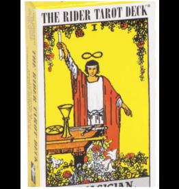 Yellow Rider Waite Tarot Deck