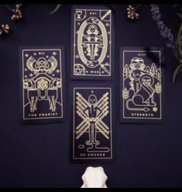 Golden Thread Tarot Deck
