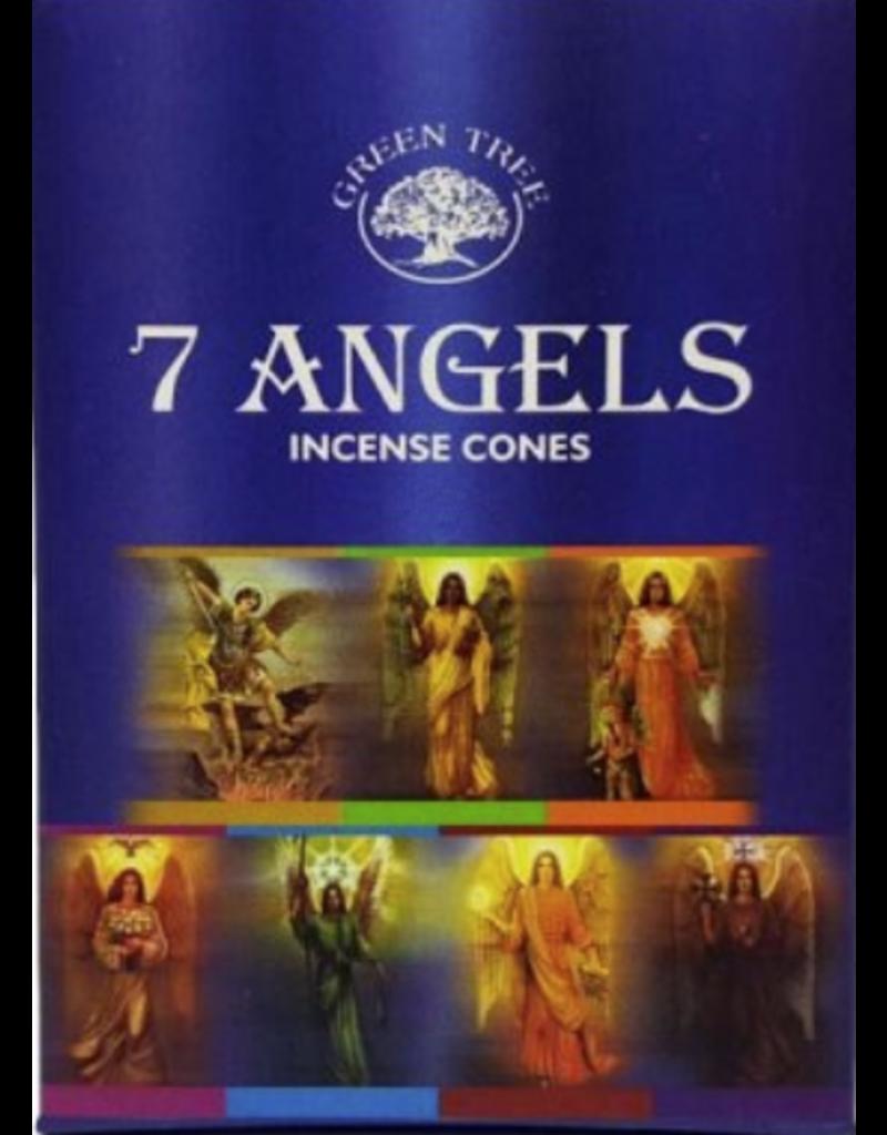 7 Angels Cones
