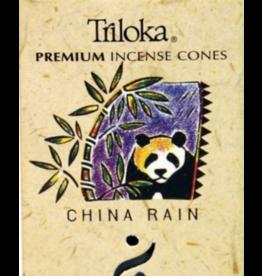 China Rain Incense Cone