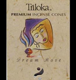 Dream Rose Incense Cone