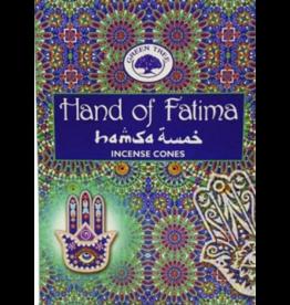 Hand of Fatima Cones