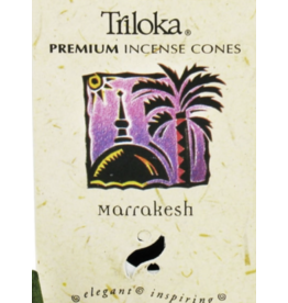 Triloka Marrakesh Incense Cone