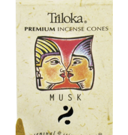 Musk Incense Cone