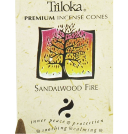 Royal Sandalwood Incense Cone