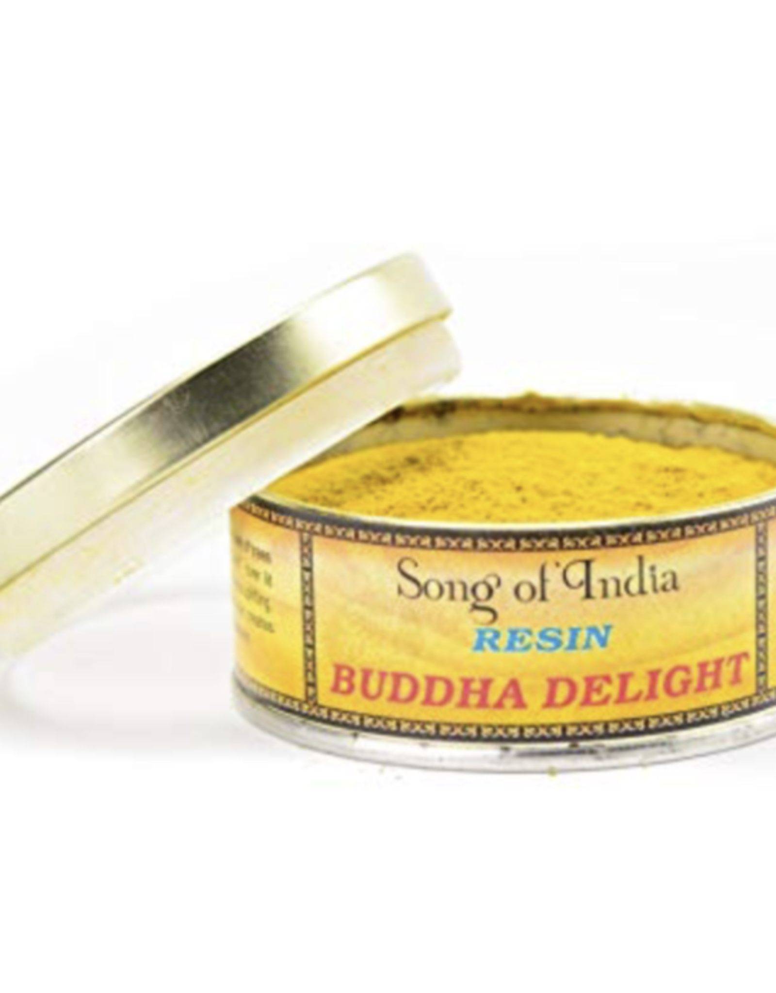 Song of India Buddha Delight - Natural Resin Incense