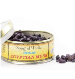 Egyptian Musk - Natural Resin Incense