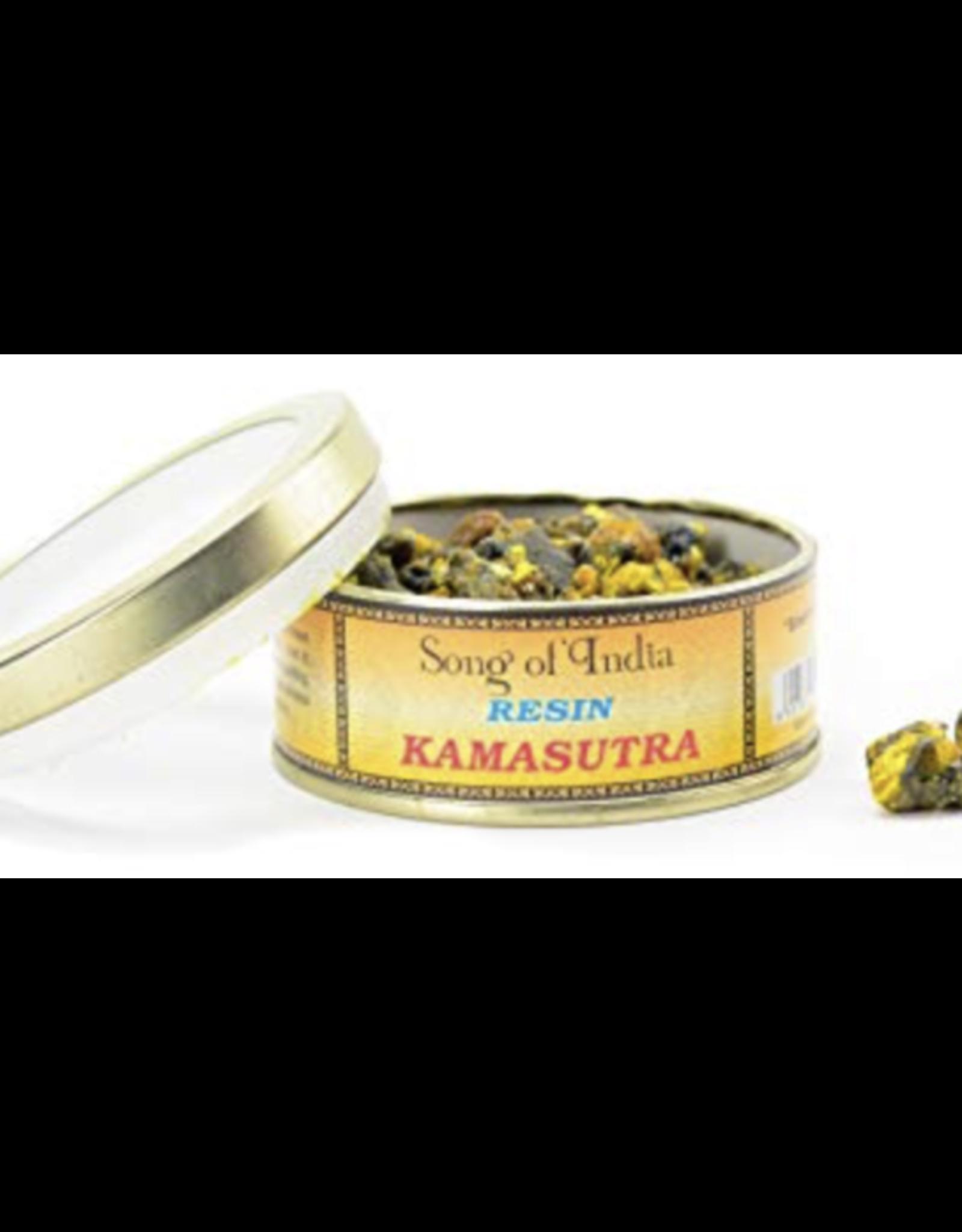 Kamasutra - Natural Resin Incense