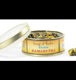 Song of India Kamasutra - Natural Resin Incense