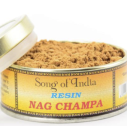 Nag Champa - Natural Resin Incense