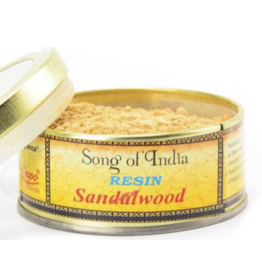 Sandalwood - Natural Resin Incense