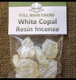 Full Moon Farms White Copal Resin Incense