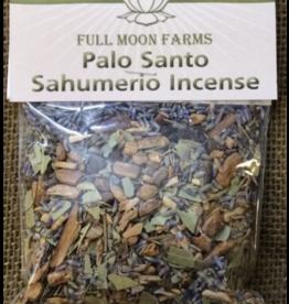 Full Moon Farms Palo Santo Sahumerio Incense -1oz