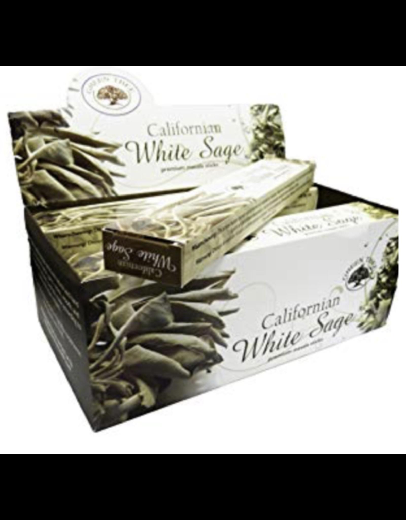 California White Sage Sticks