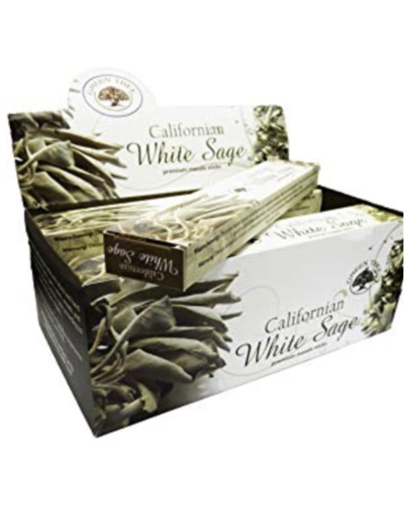 California White Sage Sticks