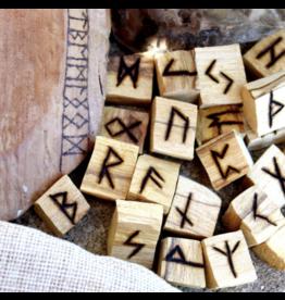 Palo Santo Runes