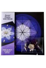 Ancient Wisdom - Sacred Stone Grid