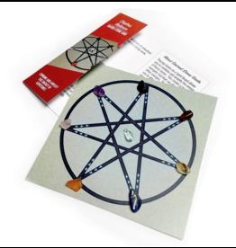Chakra Balance - Sacred Stone Grid