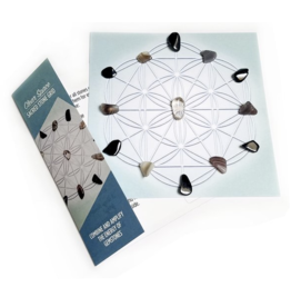 Clear Space - Sacred Stone Grid