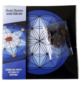 Sweet Dreams - Sacred Stone Grid