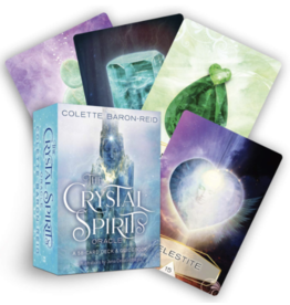 Crystal Spirits Oracle:  58  Card