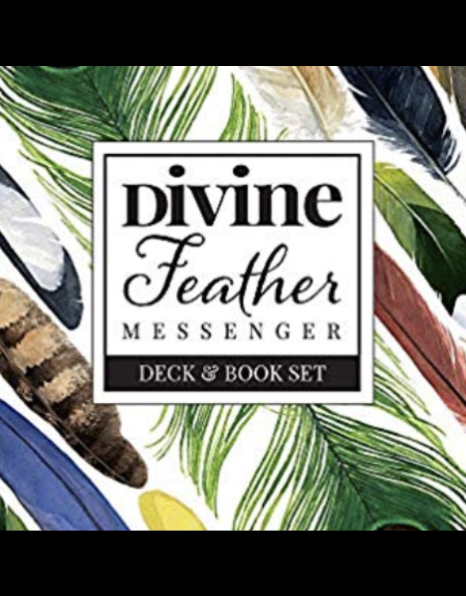 Divine Feather Messenger - Deck & Book