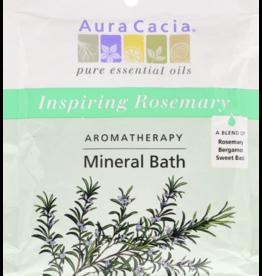 Aura Cacia Rosemary Mineral Bath