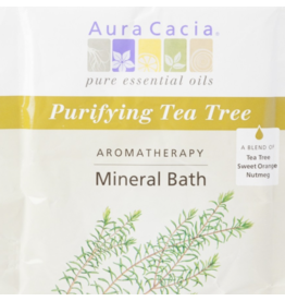 Purifying Tea Tree Mineral Bath