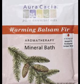 Warming Balsam Fir