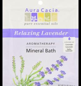 Relaxing Lavender Foam Bath