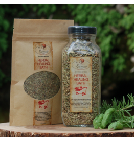 Herbal Healing Bath - Large