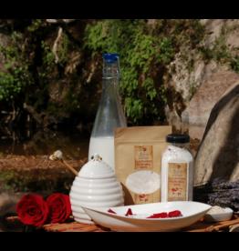Cleopatra's Rose Milk Bath
