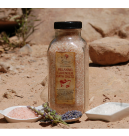 Relaxing Lavender Bath Salts - Large