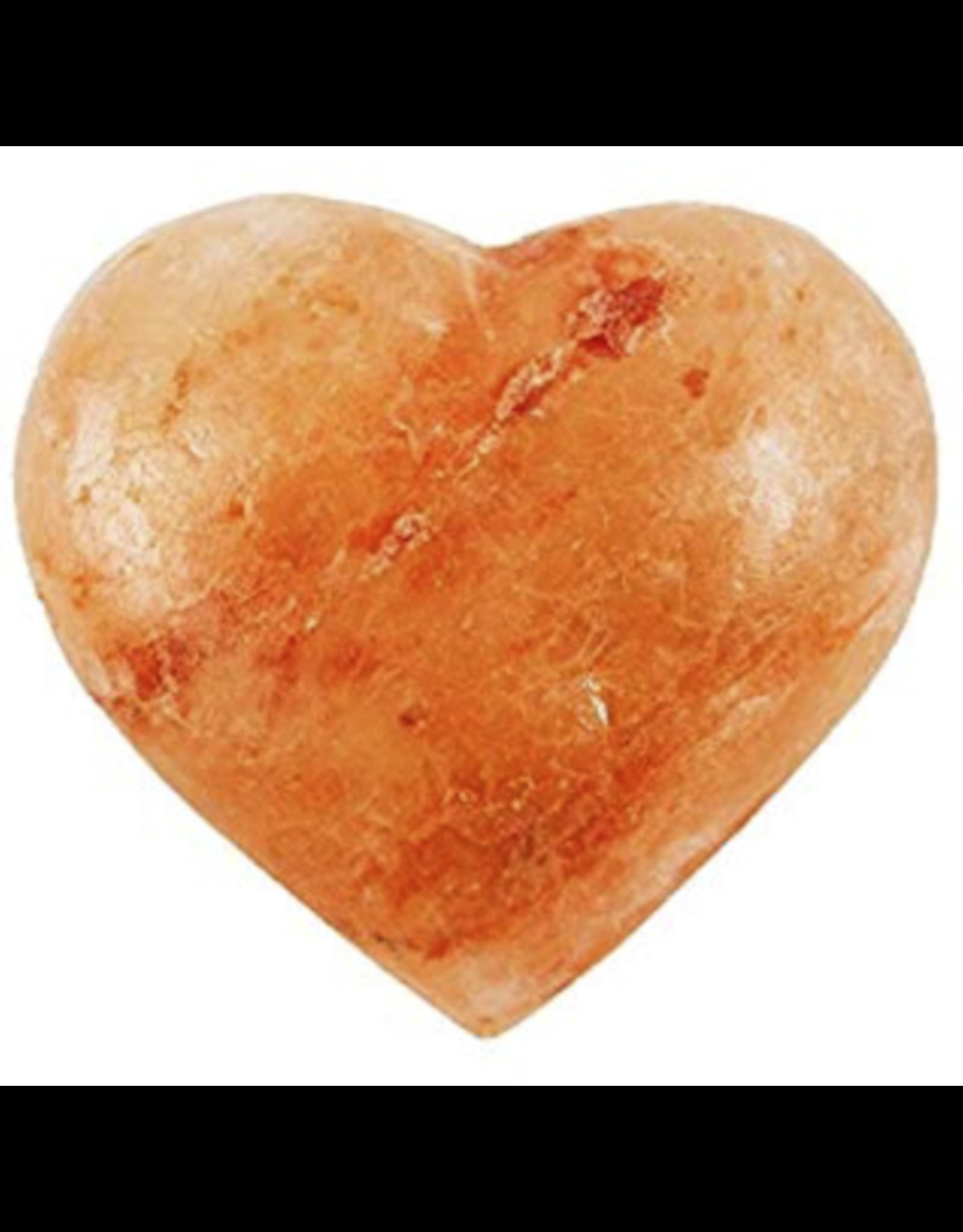 Himalayan Salt - Heart