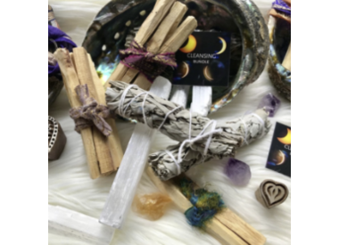 Sage and Smudging
