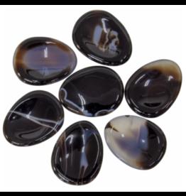 Black Onyx - Worry Stone